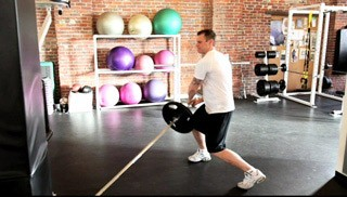 full body strength  conditioning workout routine