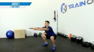 Picture of the 20 minute hit  workout program