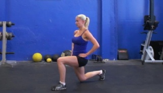 Picture of the body weight toning
