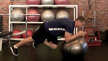 Picture of the body weight work out #3