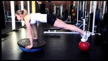 Picture of the full body toning & fitness