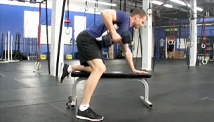 Picture of the intermediate full body strength iv